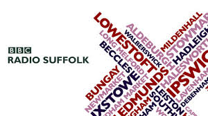 BBC Radio Suffolk: 12 Cuts of Christmas campaign is lead news story