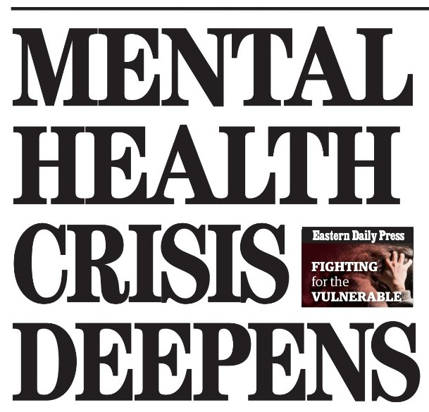 EDP Mental Health Crisis Deepens