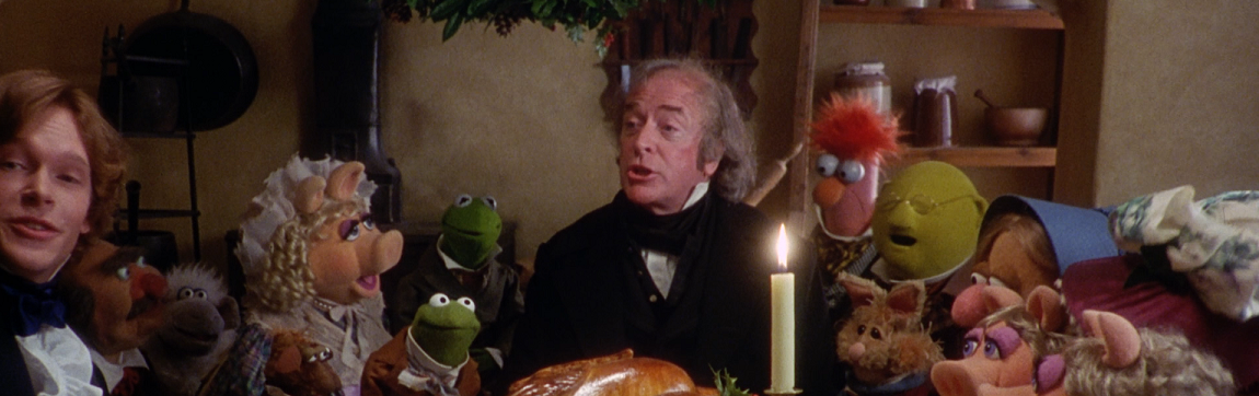 Scrooge and the Muppets