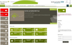 13th Day of Lent: Going without £122,208 spent on the intranet