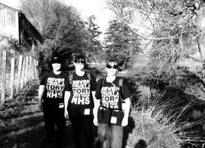 Gallery: Walk for Mental Health Day One