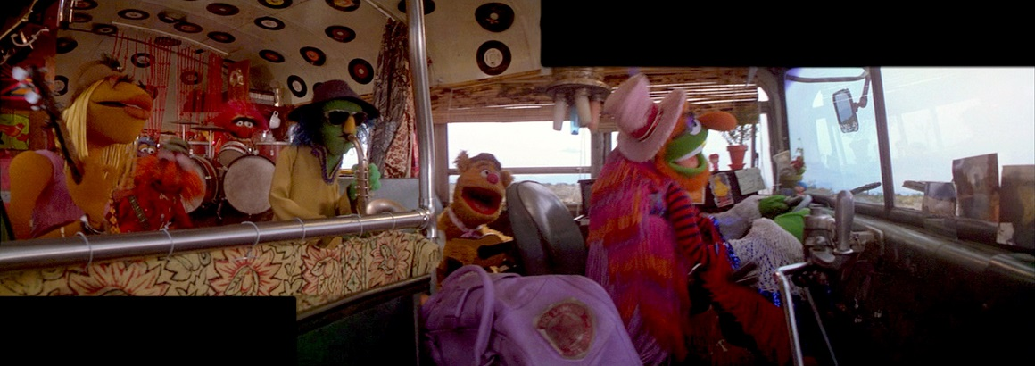 Muppet transport