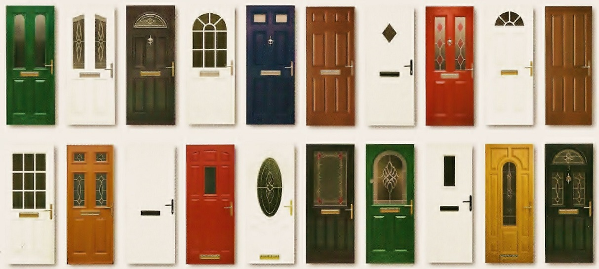 You can always find a door to suit your property