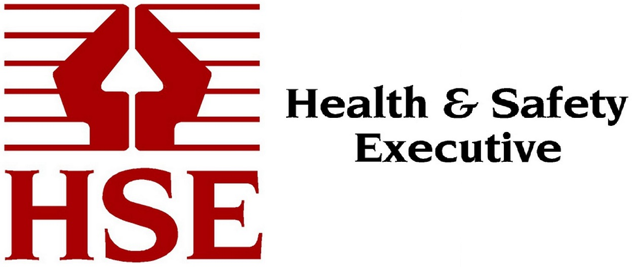 Health and Safety Executive (HSE) logo