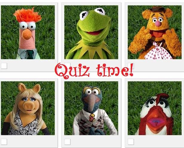 Muppet quiz