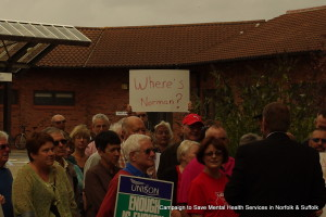 Gallery: Carlton Court demonstration Saturday 13th September 2014