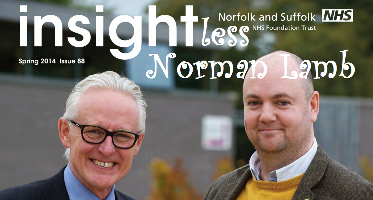 Norman Lamb lacks Insight