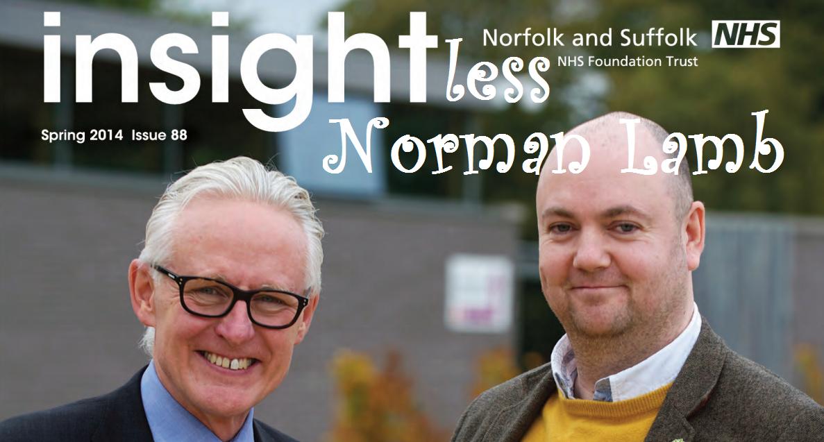 Norman Lamb lacks Insight