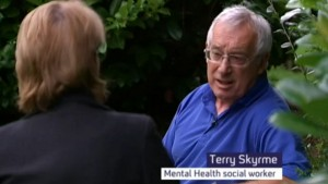 Video: Channel 4 News - Mental health: too many patients, not enough beds