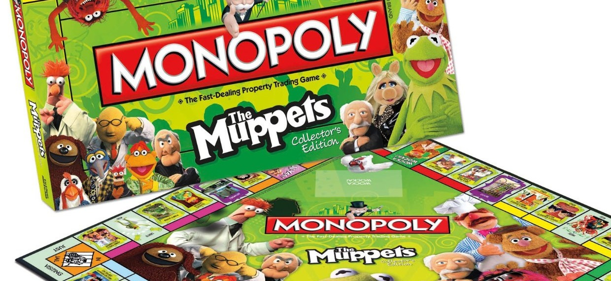 Monopoly Muppets