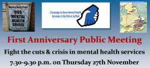 Poster: Anniversary Open Meeting
