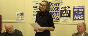 Video:  Dr Irene Lampert talking about the CAMHS Crisis at our Anniversary Open Meeting