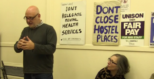 Video:  Mark Harrison of Equal Lives speaking at our Anniversary Open Meeting