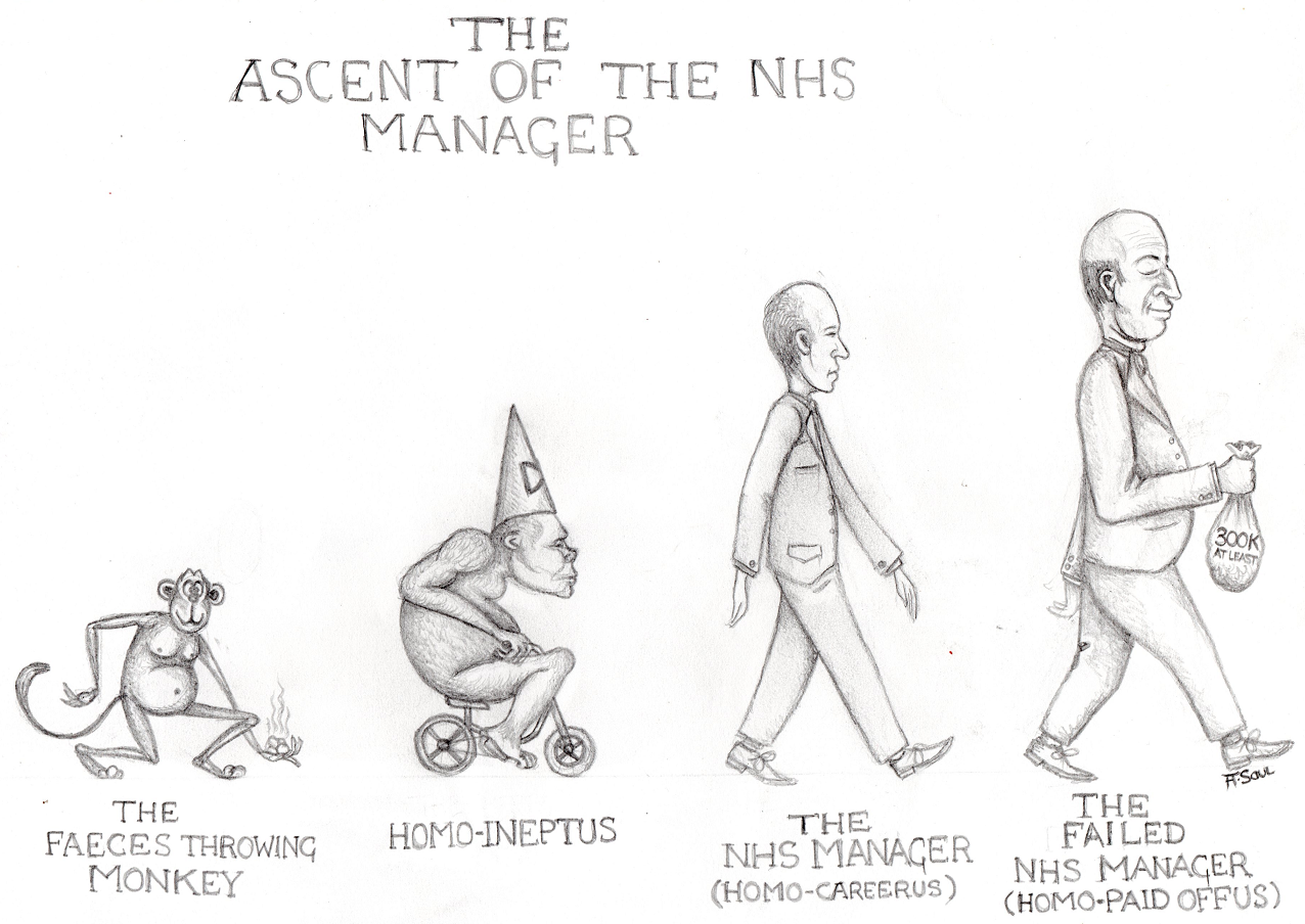 The Ascent of the NHS Manager