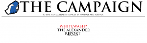 Kept in the Dark: Whitewash? The Alexander Report