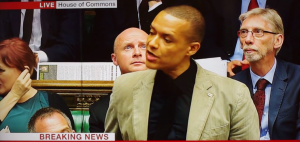 Video: Clive Lewis MP raises Alexander Report into devastating cuts at NSFT with Prime Minister