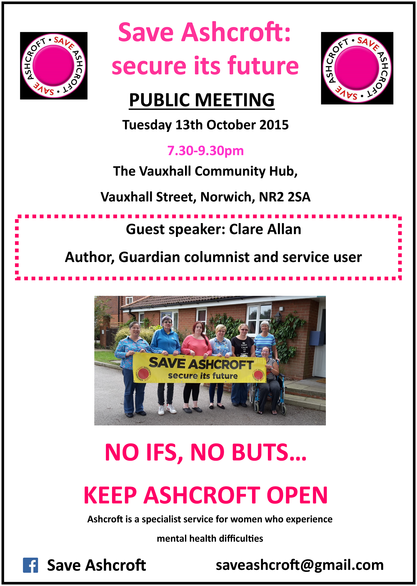 final pdf leaflet a4 second public meeting display