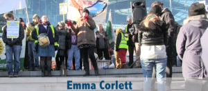 Video: March for Mental Health: Emma Corlett