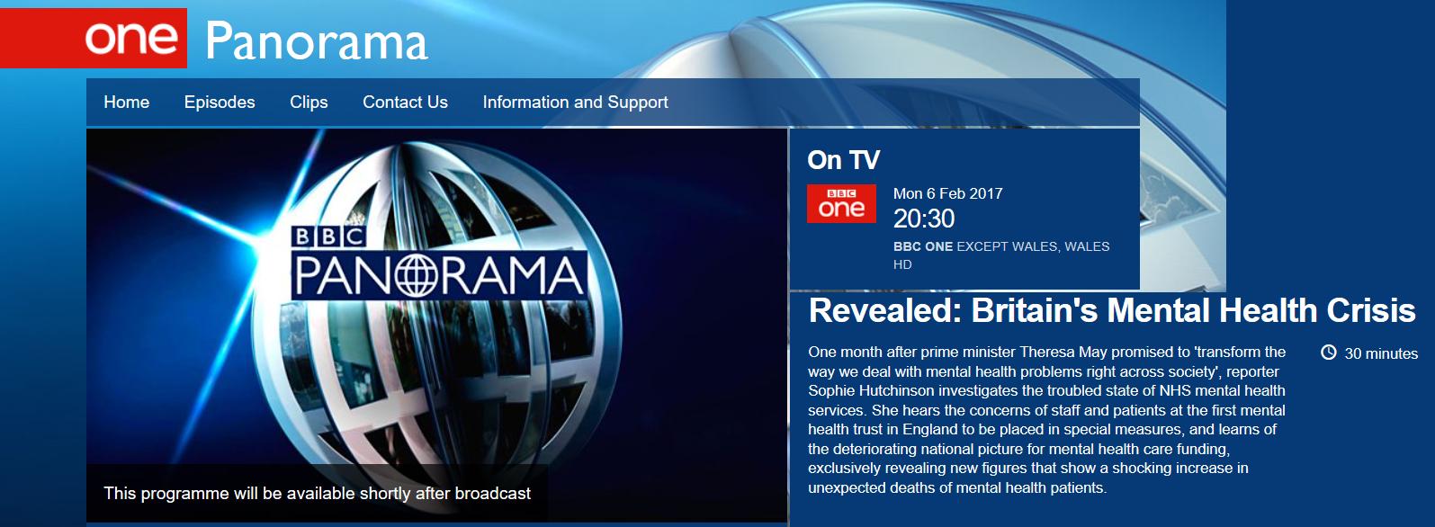 6 minutes bbc