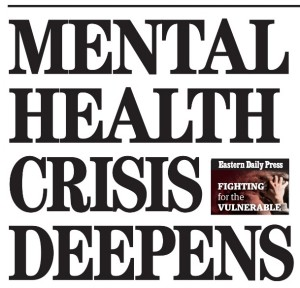 EDP Front Page: Mental Health Crisis deepens
