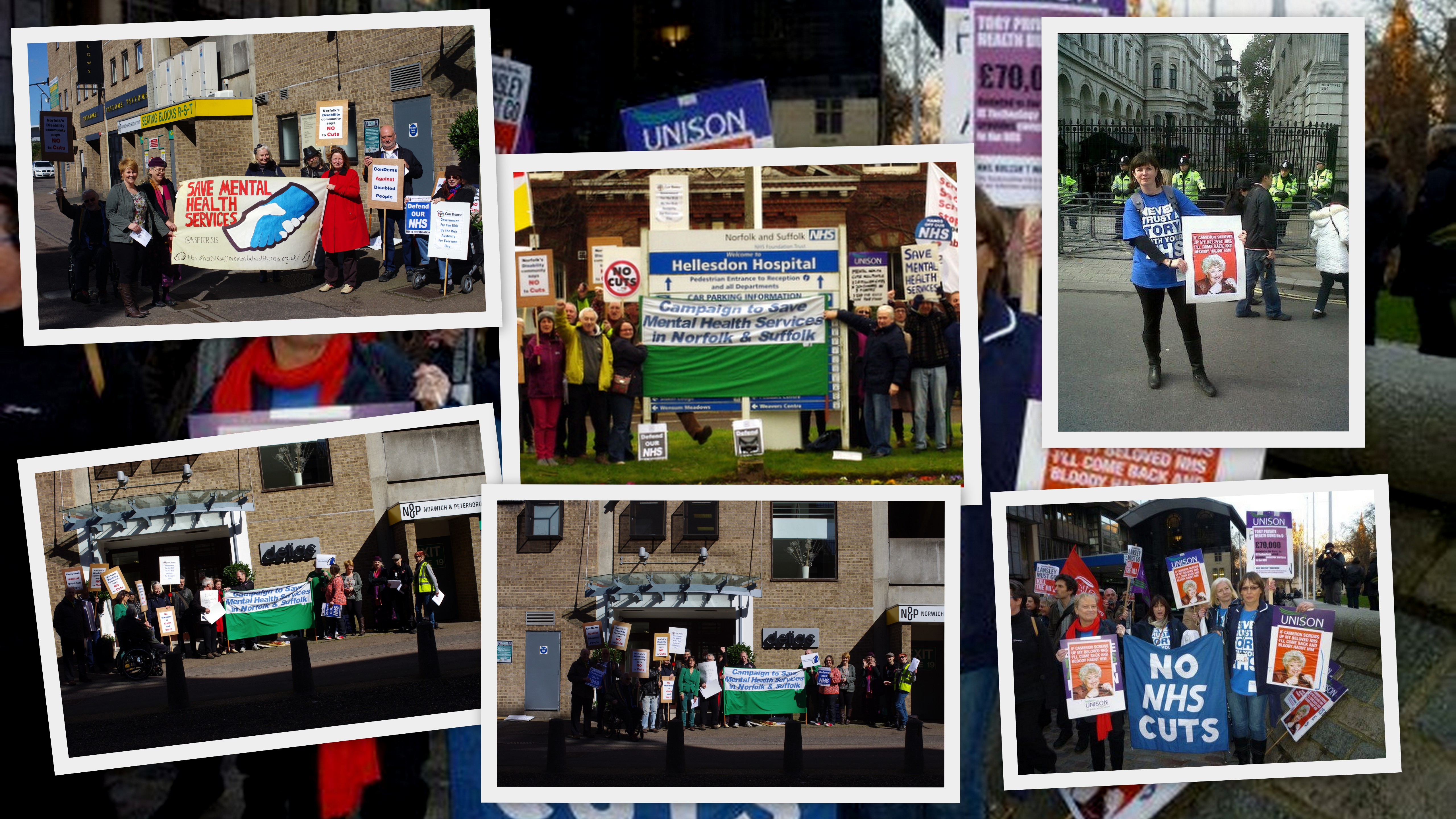 Walking campaign