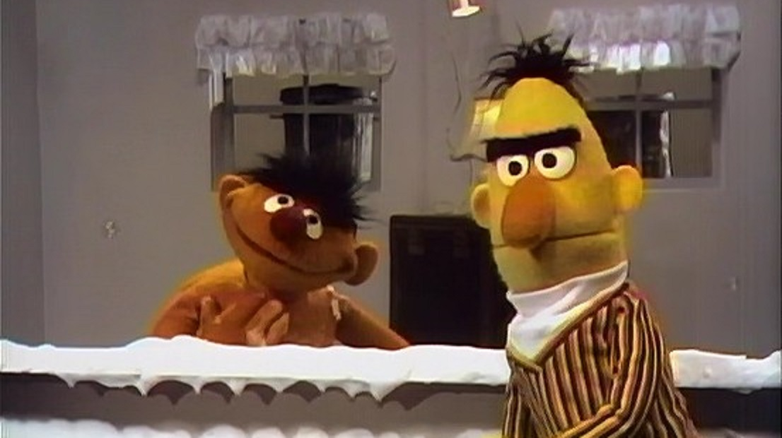 The Muppet bathtub