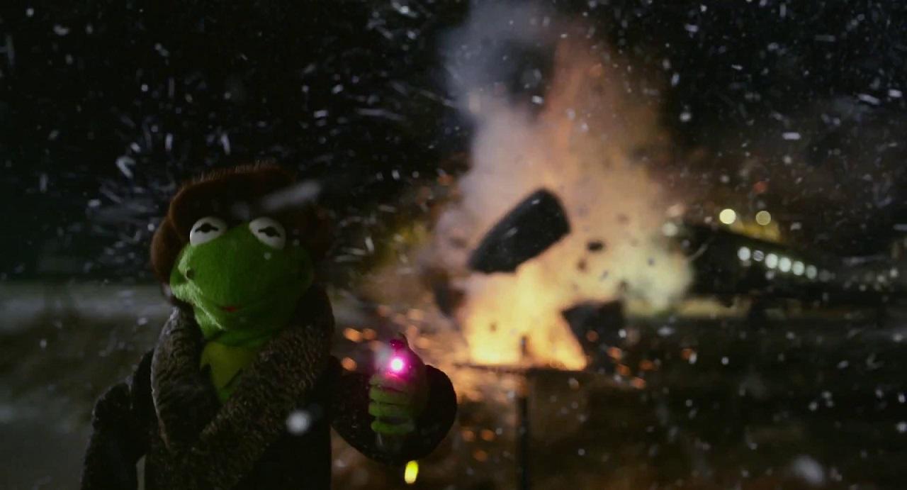 Muppet disintegration
