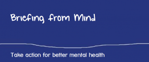 It is a crisis: What MIND really thinks about mental health under Health Minister Norman Lamb and the CCGs created by his government