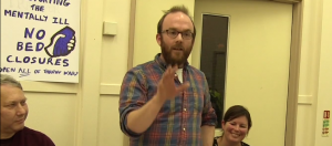 Video:  Dr Daniel Taggart of the University of Essex at our Anniversary Open Meeting