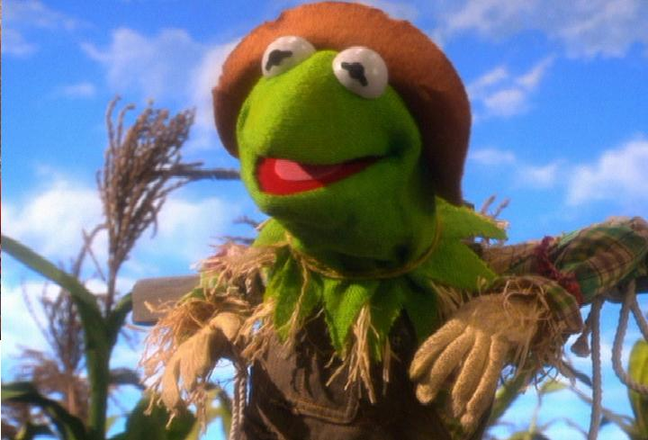Muppet Scarecrow