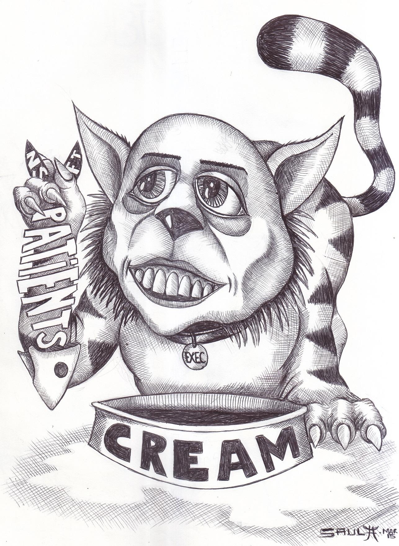 Fatcat Cartoon