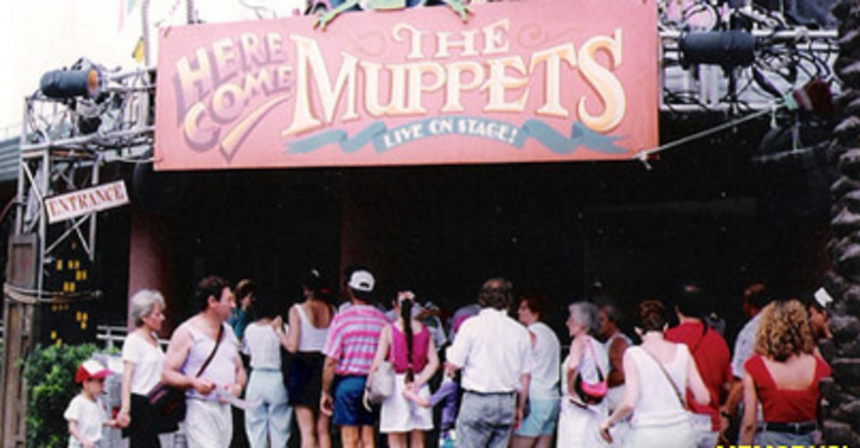 Waiting for the Muppets
