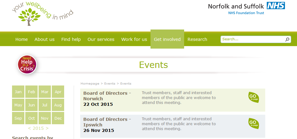 The non-existent NSFT Board meeting tomorrow 24th September 2015