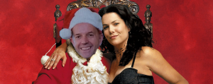 Bad Santa: Wishing you a Merry Christmas and a £175K New Year