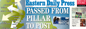 EDP Front Page Exclusive: Passed from Pillar to Post