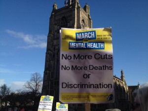 Gallery: March for Mental Health