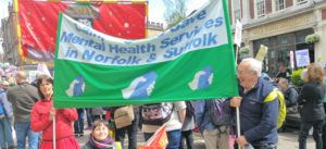 Gallery: March for Mental Health, York