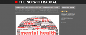 The Norwich Radical: The Elephant in the Room: Norfolk's Mental Health Crisis