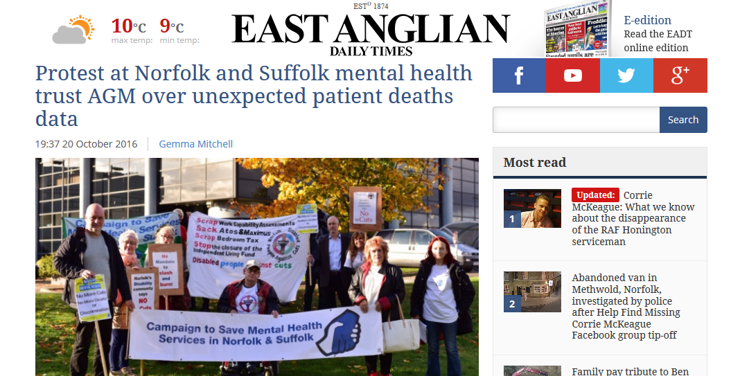 eadt-protest-at-norfolk-and-suffolk-mental-health-trust-agm-over-unexpected-patient-deaths-data