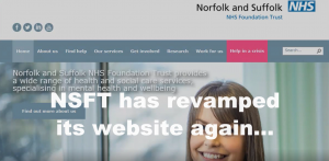 Video: The Thick of: NSFT's new website